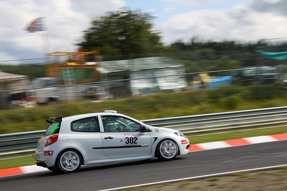 Back to the Ring! FRD racing team to race in Nurburgring