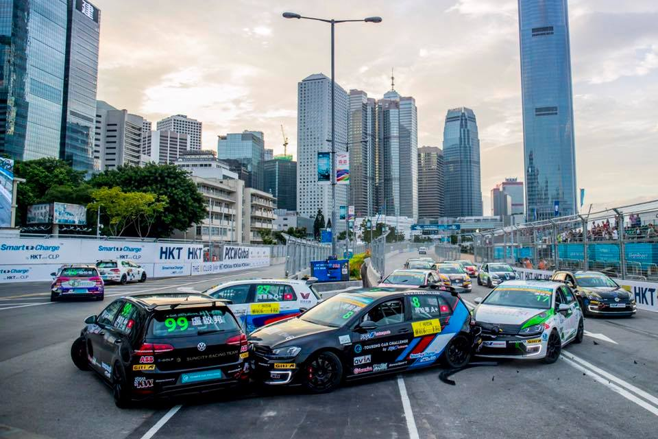 Andrew Lo Crowned E Touring Car Challenge Professional Race
